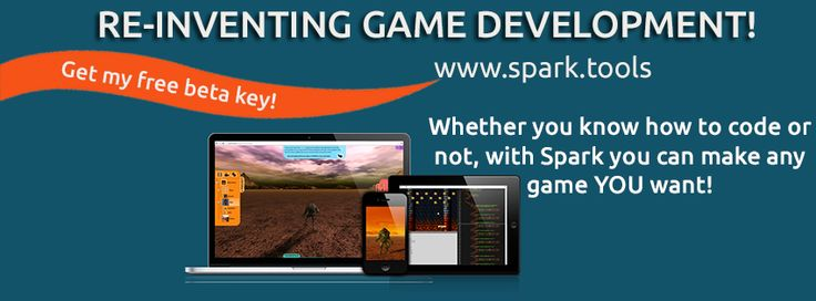 You no longer need to code to make a 3D multiplayer game - all you need is Spark Game Engine!  Check us out at www.spark.tools and sign up to gain early access! #gamedev #indiedev #gamedevelopment
