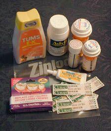 Cruise Travel First Aid