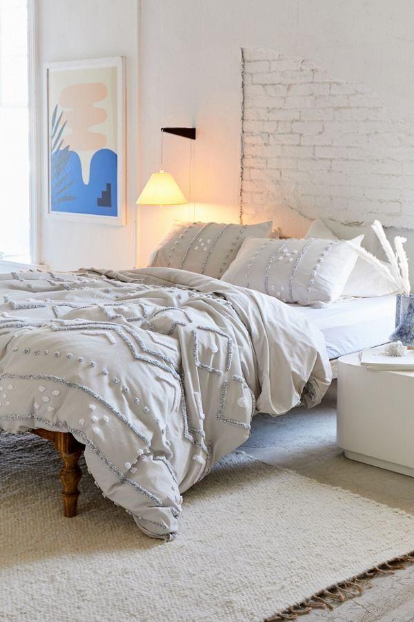 Bomi Tufted Duvet Cover Bedroom Design Remodel Bedroom Design