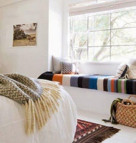 Уютный уголок возле окна: 60 идей