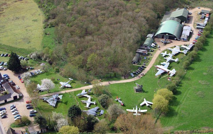 Norfolk and Suffolk Aviation Museum Flixton