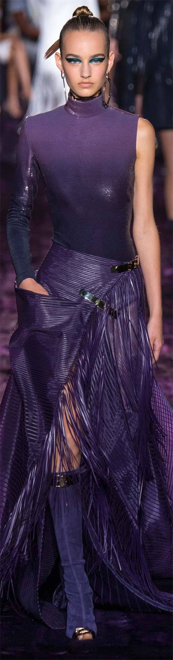 Fall 2014 Couture Atelier Versace | House of Beccaria#