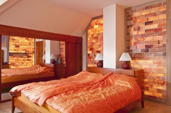Himalayan Ionic Salt Bedroom Salt Cave Therapy In Your