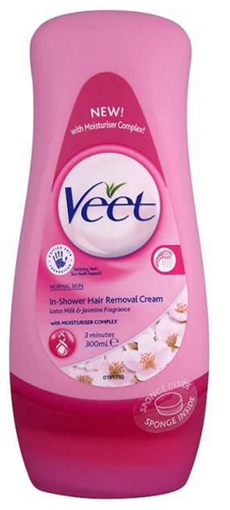 Veet Hair Removal Cream Bikini Review