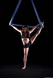 Aerial silks-- sling