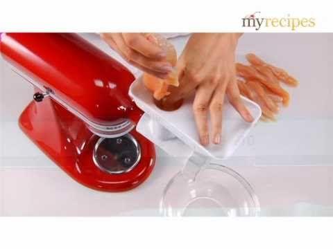 Using the KitchenAid Grinder Attachment