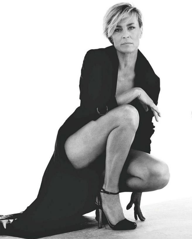robin wright :: claire underwood