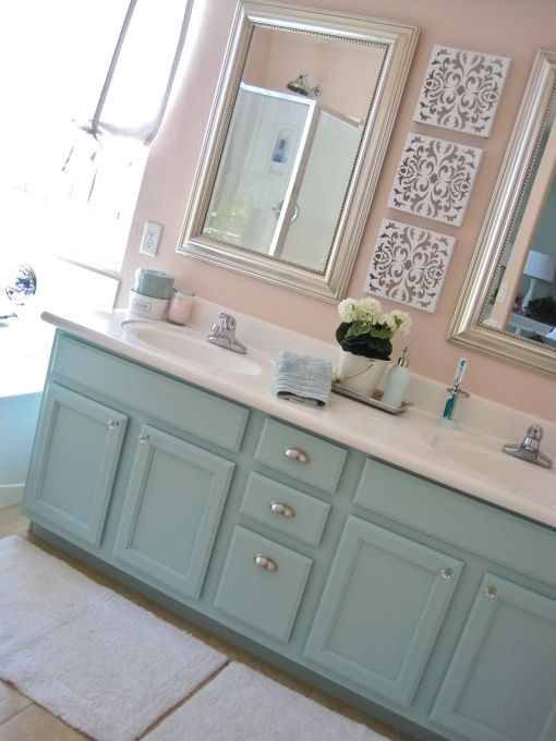 Bathroom Vanity Paint Ideas best 25+ painting bathroom vanities ideas on pinterest | paint