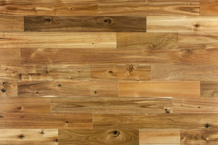 Hardwood - Smooth Acacia Collection - Chai Beige / Acacia / Builders / 4 4/5""