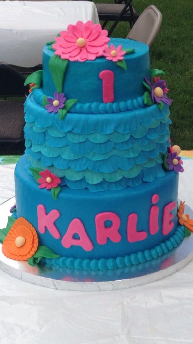 Rio Birthday Cake!