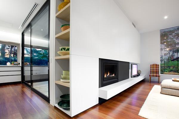 Heatmaster Enviro gas fireplace | Heatmaster