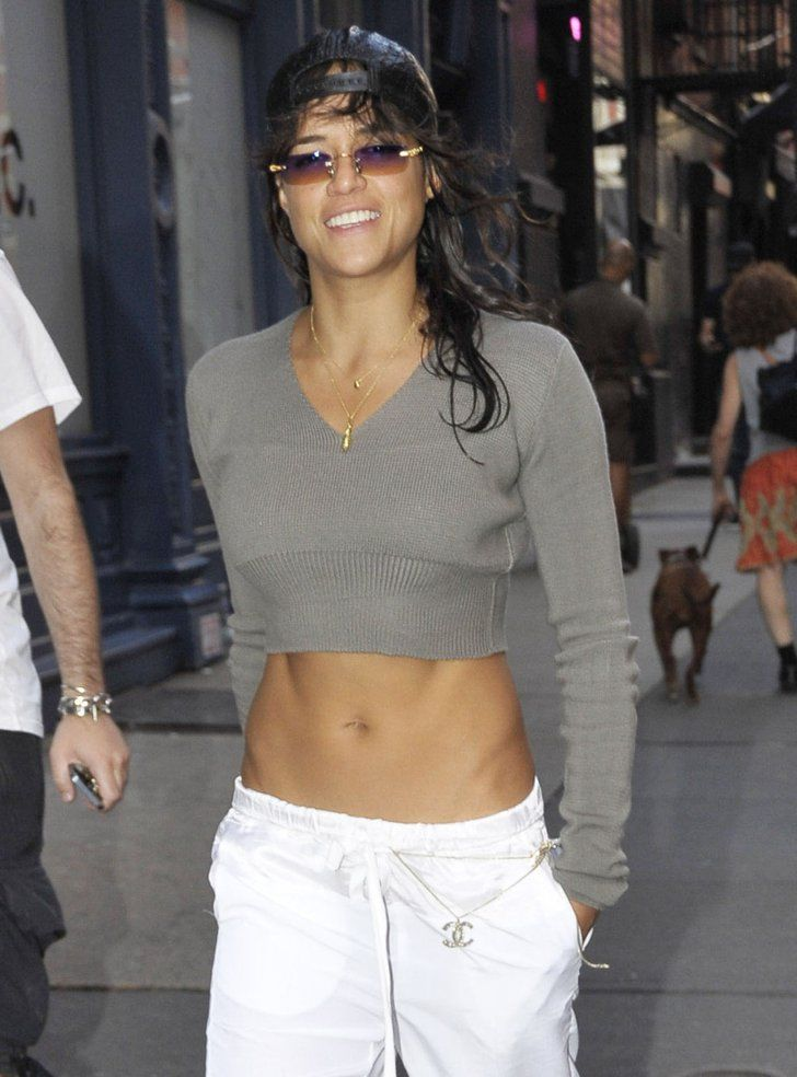 Hottest celebrity midriffs log