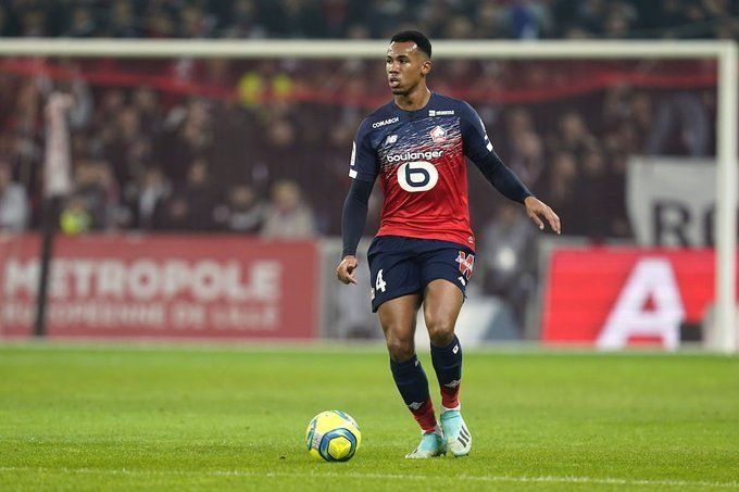 Arsenal Lead The Race For Lille Defender Gabriel Magalhaes In 2020 Everton Manchester United Arsenal