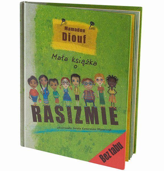 Mała książka o rasizmie, Mamadou Diouf