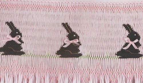 Yummy Bunnies, Creative Needle Feb. 2008.