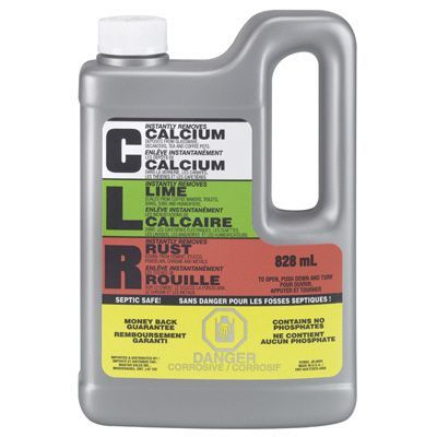 Calcium, Lime &  Rust Remover - 828 ml