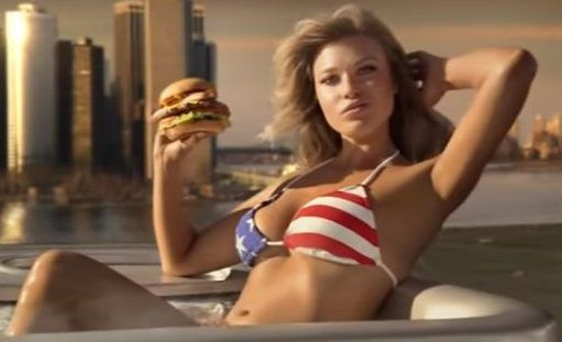 'Proud to be an American': SI swimsuit model says people don't realize how good women have it here