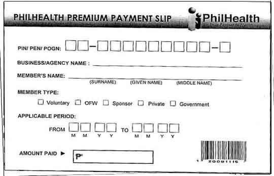 Ucpb bills payment slip as proof of philhealth premium payment affordableCebu #SampleResume #ProofOfPaymentReceipt