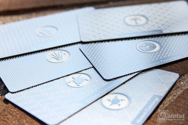 Metal Membership Cards on Behance
