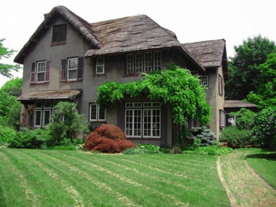 Cotswold Revival Detroit By Dnj Brian On Flickr A Notable Home Among Notable Homes In Indian Village Countryside House English Houses English Countryside Indian style country house cotswolds