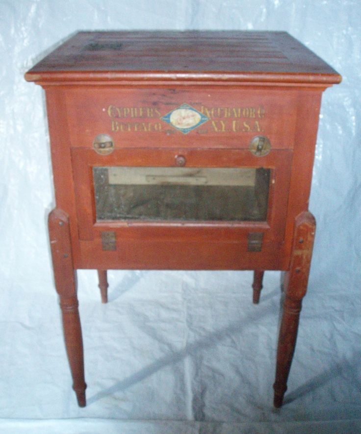 Antique Gyphers Incubator Kitchen Furniture Barntiques859