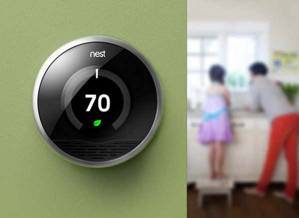 Nest – Energy Efficient Thermostat. The new Nest learning thermostat hopes to change that by intelligently, efficiently managing the temperature of our homes.