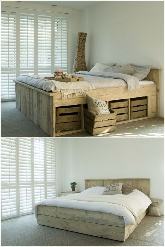 Great Idea For Pallets! Just gotta have an imagination. Waste not. Want not. Right !!!