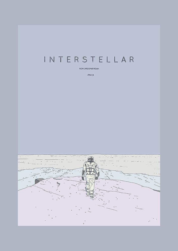 interstellar by eniac