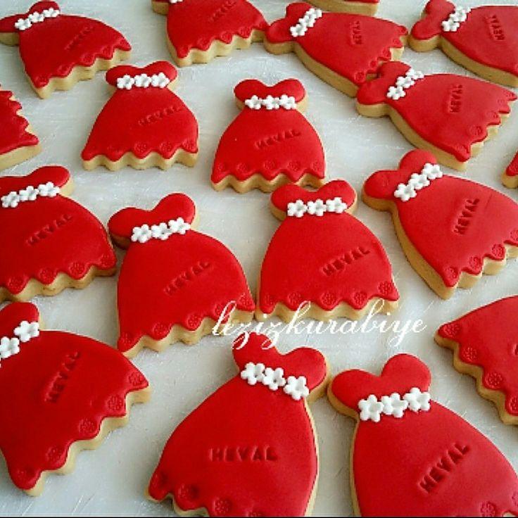 Şeker hamuru kurabiyeler