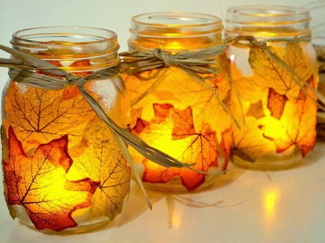 Barattoli autunnali - Autumn Jars