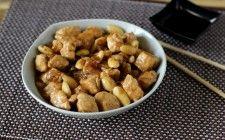 Pollo alle Mandorle, semplice, veloce e delizioso