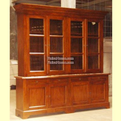 Plain Bookcase 4 Doors with Drawers Refrence : RBC 014 4D GS Dimension : x x cm Buy this #Bookcase for your #homeluxury, your #hotelproject, your #apartmentproject, your #officeproject or your #cafeproject with #wholesalefurniture price and 100% #exporterfurniture. This #PlainBookcase4DoorswithDrawers has a #highquality of #AntiqueFurniture #ReproductionFurniture #WholesaleFurniture #GalleryFurniture #FurnitureWarehouse #FurnitureManufacturer