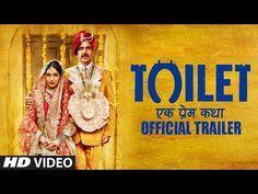 Toilet Ek Prem Katha Official Trailer   Akshay Kumar, Bhumi Pednekar, Anupam Kher, Sana Khan   Directed by Shree Narayan Singh   Movie Releasing on 11 August 2017.   Song Dekho
