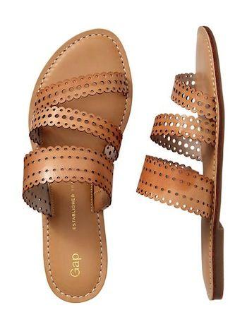 {Gap Summer Sandals}