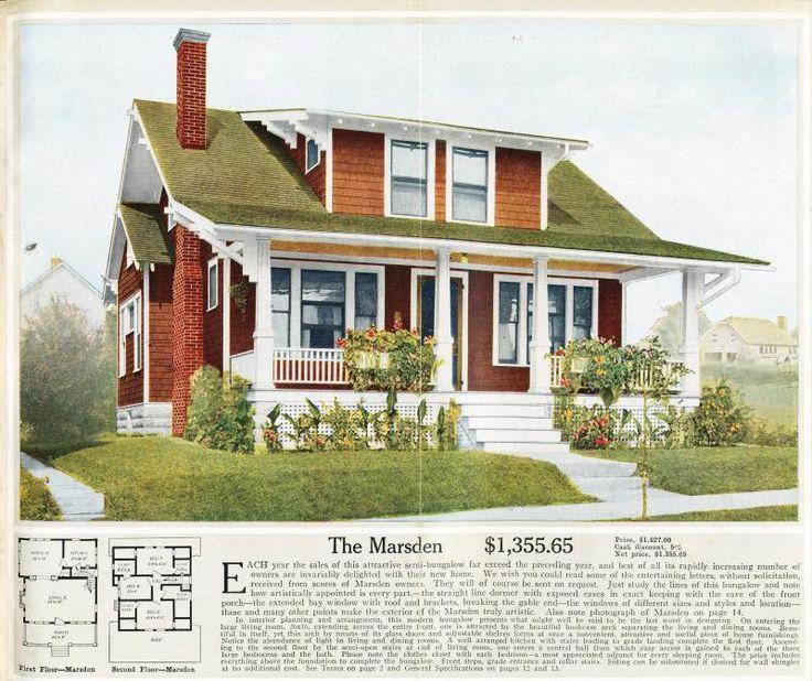 33 Best Vintage Modular Prefab Amp Kit Homes Images On