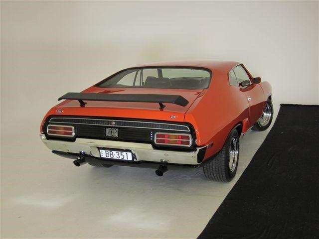 1975 FORD FALCON XB GT HARDTOP REPLICA