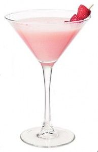 Love Potion (1 oz. vodka 1 oz. amaretto 1 oz. peach liqueur 1 oz. fresh orange juice 1 oz. cranberry juice Orange Wedge)