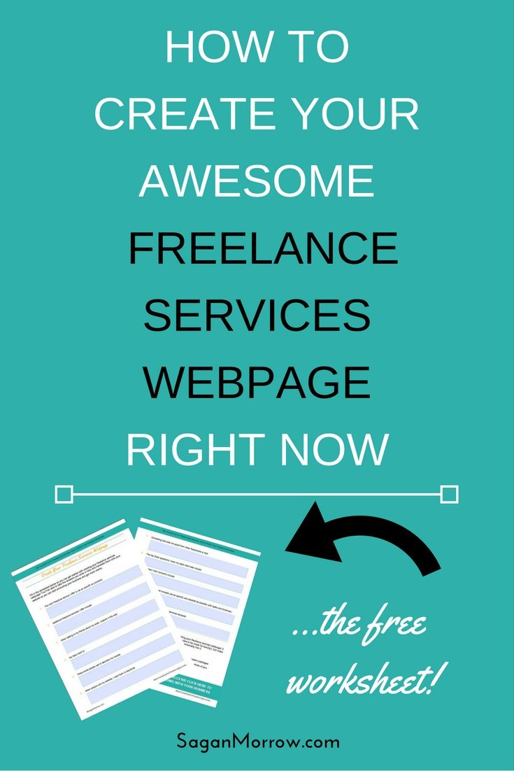 Want to create the perfect freelance services webpage? You can do it now with…