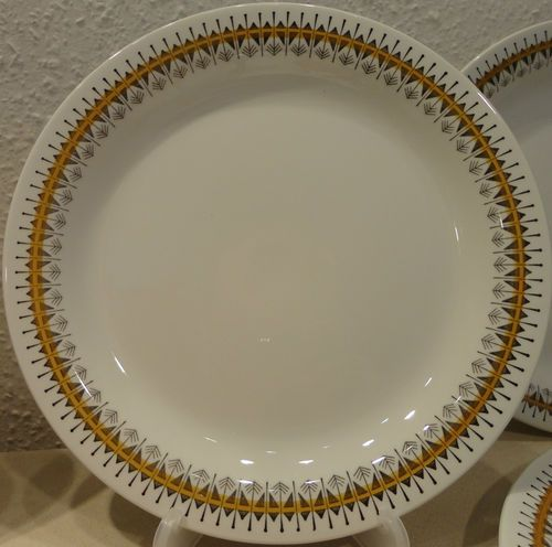 "Vintage Large Rorstrand ""Elvy"" Dinner Plate 24 5cm | eBay"