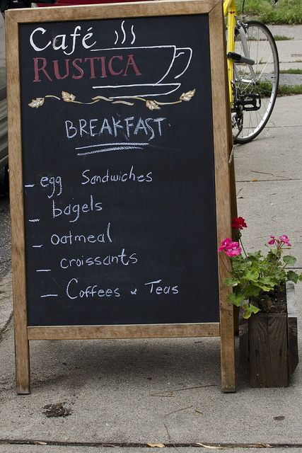 Cafe Rustica on Beacon Street. DiscoverCobbleHillSomerville.com