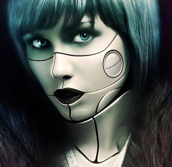 25+ Best Ideas About Robot Makeup On Pinterest | Body ...