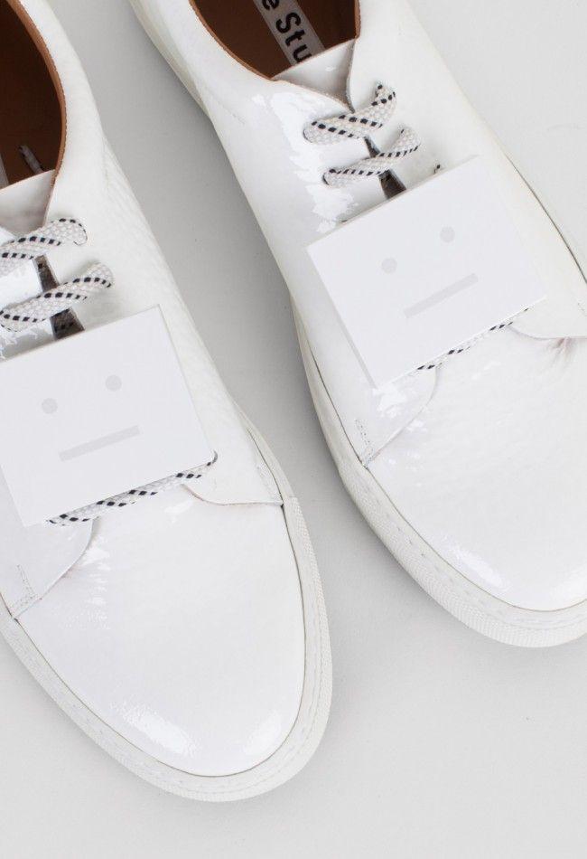 Acne Studios Adriana Alpine Sneaker White – Voo Store