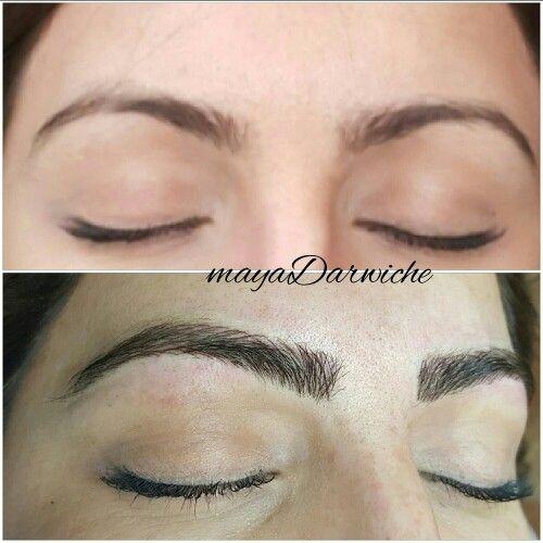 Best 25 eyebrow feathering ideas on pinterest feather for 3d eyebrow tattoo near me