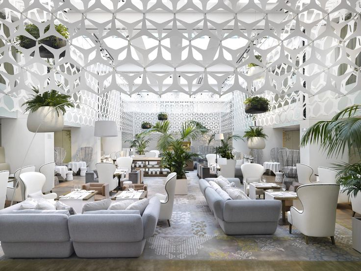 Mandarin Oriental Hotel Barcelona   Patricia Urquiola