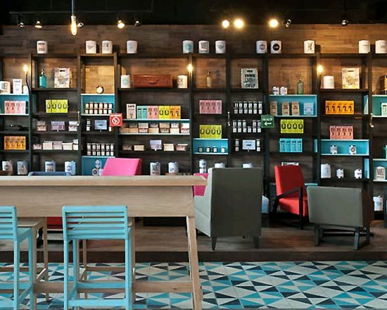 Coffee Shop Style Caf 233 Pinterest