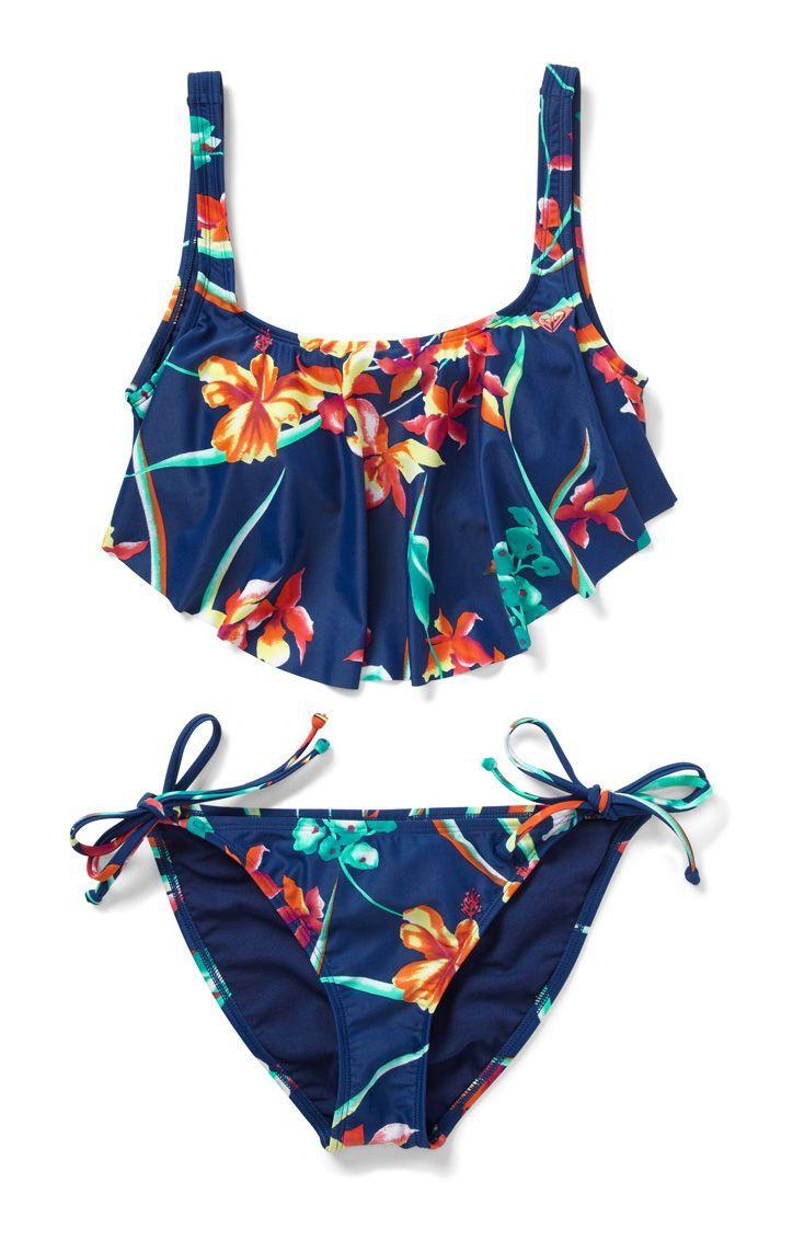 Tahiti Sunset #Bikini