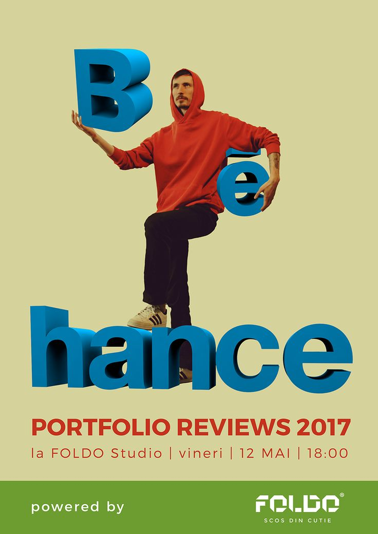 BEHANCE Portfolio Reviews 2017 Member