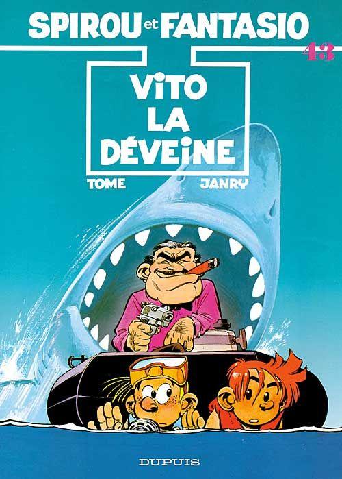 J'adore cet album! Vito Cortizone était un super méchant idiot! lol