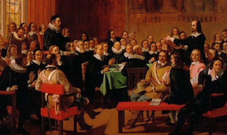 A Puritan's Mind » Westminster Standards – 1647 Westminster Confession of Faith (Puritan Information on the WCF can be found at this link.)