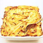 Een heerlijk recept: Aardappelgratin met venkel en ansjovis